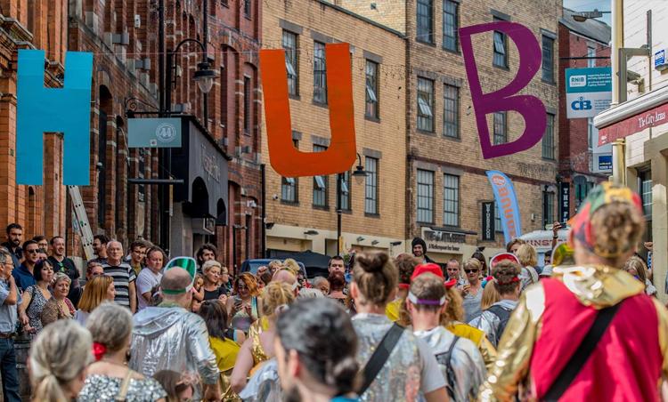 HUB Festival Cardiff